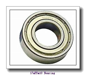 17 mm x 35 mm x 10 mm  SNFA VEX 17 /NS 7CE3 angular contact ball bearings