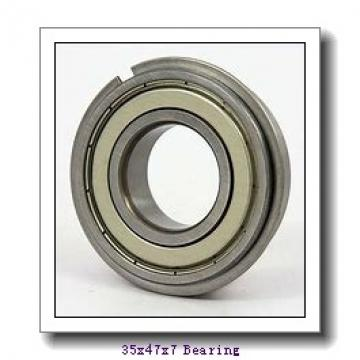 35 mm x 47 mm x 7 mm  NTN 7807CG/GNP42 angular contact ball bearings