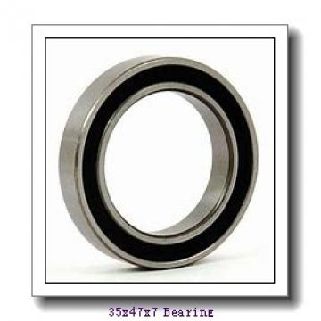 35 mm x 47 mm x 7 mm  FAG 61807-2Z deep groove ball bearings