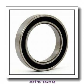 35 mm x 47 mm x 7 mm  KOYO 6807-2RU deep groove ball bearings