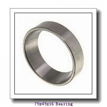 45 mm x 75 mm x 16 mm  SKF 7009 ACE/P4A angular contact ball bearings