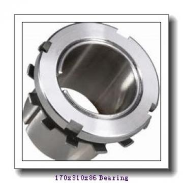 170 mm x 310 mm x 86 mm  NKE NJ2234-E-M6+HJ2234-E cylindrical roller bearings