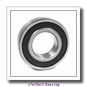 17 mm x 35 mm x 10 mm  ISO 6003-2RS deep groove ball bearings